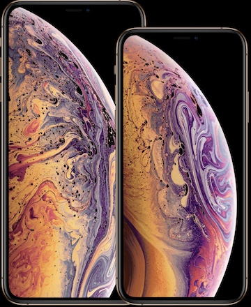 Apple' iPhone XS and XS Max on Sep 12, 2018