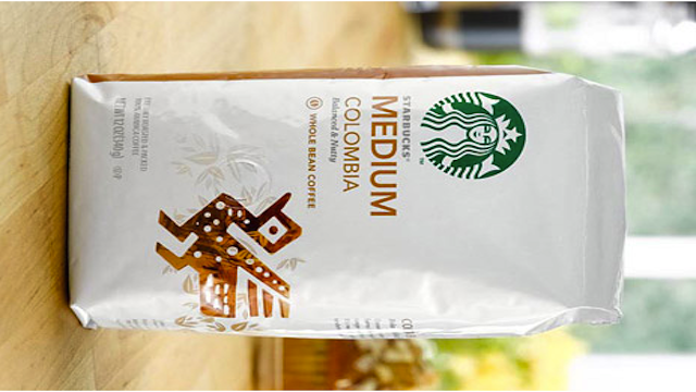 StarBucks' best coffee from Colombia
