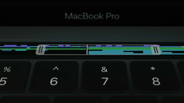 Mac Book Pro 2016  Thinner Lighter