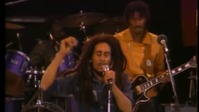 Bob Marley, No Woman No Cry