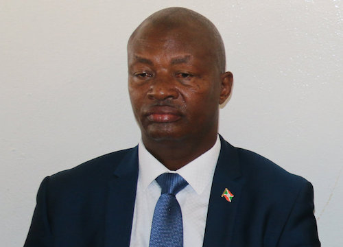 Emmanuel Niyonkuru, Burundi  water, environment and planning minister