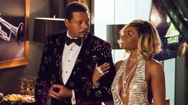 Empire Season 4 Ready - Terrence Howard and Taraji P. Henson (Fox).