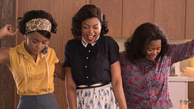 Hidden Figures: Taraji P. Henson, Octavia Spencer and Janelle Monáe as Katherine Johnson, Dorothy Vaughan and Mary Jackson
