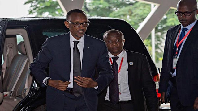 Rwandan General Paul Kagame accused of widespread crimes against humanity and genocide in Uganda, Rwanda, and DRC