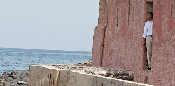 Goree Island, Senegal, June 27, 2013