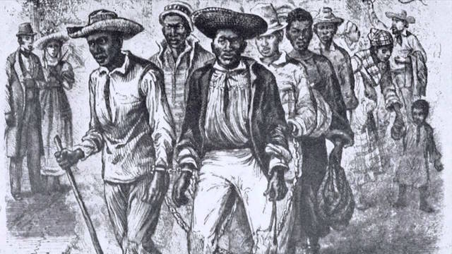 Birth of Nation - Nat Turner's rebellion against white supremacy