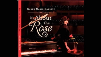 Karen Marie Garret - It is All About the Rose: Tip Toe Dancer and The Sea of Pearl