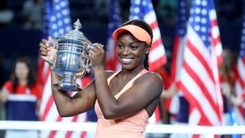 Sloane Stephens Wins 2017 U.S. Open