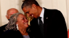 Toni Morrison and President Barack Obama: Presidential Medal of Freedom in 2012