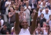 Serena Williams Wins in Wimbledon
