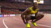 Usain Bolt, World Championships, Beijing August 29, 2015