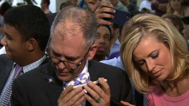 President Obama Calls Lead Plaintiff in Same-Sex Marriage Case, Jim Obergefell