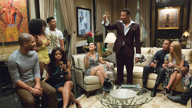 Empire Cast - Terrence Howard, Taraji P. Henson, and other main actors