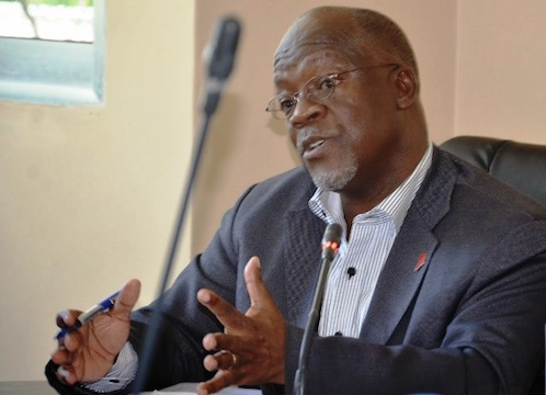 John Pombe Magufuli, Tanzanian President Has Pledged to  Rout Corruption in Public and Private Sectors
